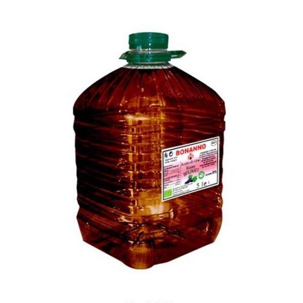 Aceto di Vino Rosso Biologico Industria Conserviera