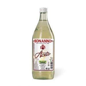 aceto di vino bianco 1lt bonanno