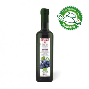 Aceto Balsamico di Modena IGP Biologico 500ml Bonanno