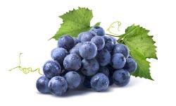 balck grapes