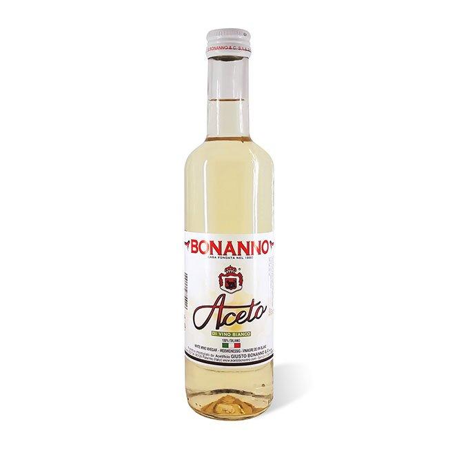 aceto di vino bianco 500 ml