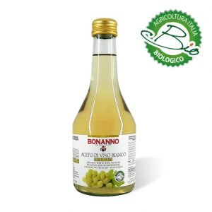 aceto di vino bianco bio 500ml