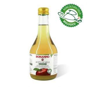 bonanno aceto di mele biologico acetificio siciliano