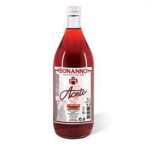 aceto di vino rosso 1 lt