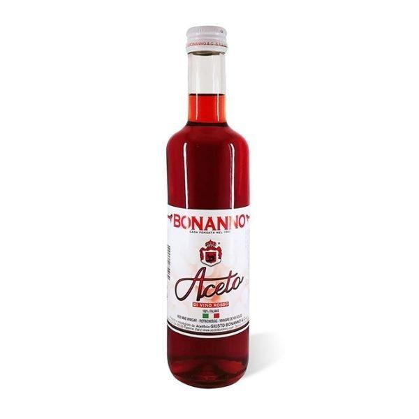 aceto di vino rosso 500 ml