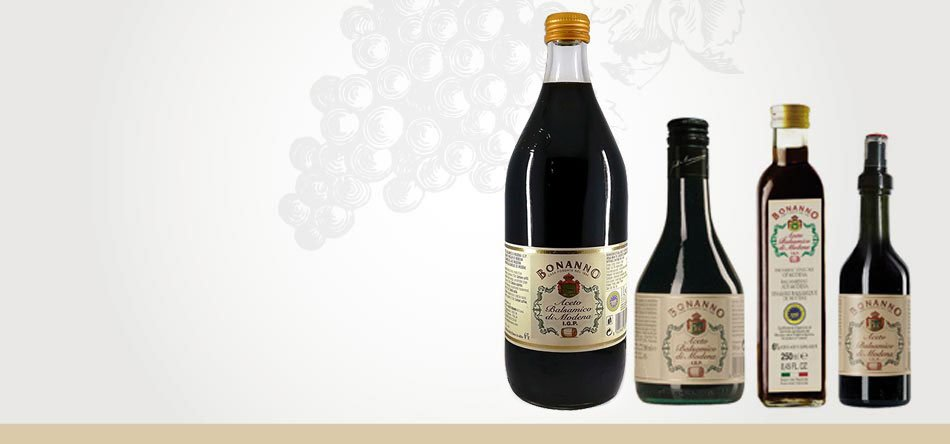 Box balsamico aceto di modena acetificio bonanno palermo sicilia italiano